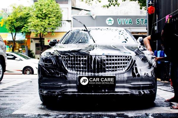Ưu điểm của dịch vụ chăm sóc xe hơi tại nhà